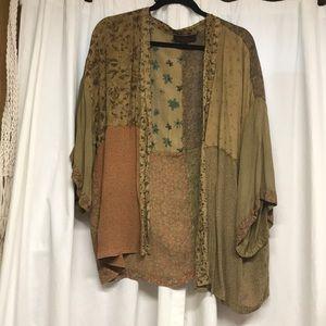 NWOT Sacred thread kimono